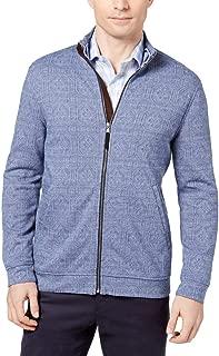 Tasso Elba Mens Fall Knit Basic Jacket