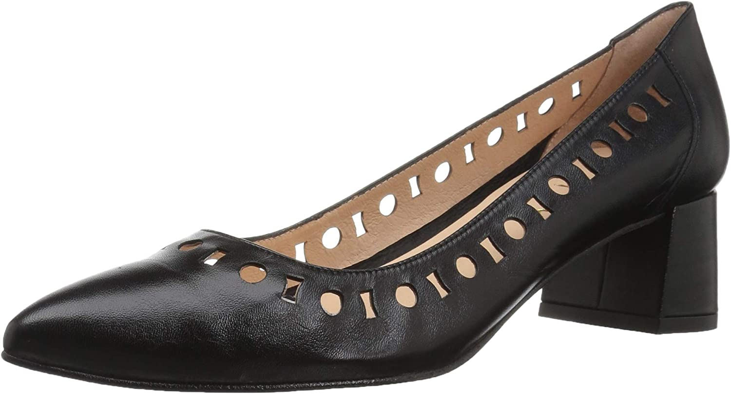French Sole FS NY Womens Winged Pump