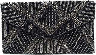 Best beaded black clutch Reviews