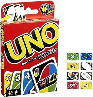 Bulex Mattel UNO: Classic UNO Card Game, Fun Card Game