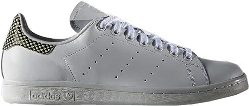 Adidas Stan Smith S75319 Adulte Adulte (Homme ou Femme) Chaussures de Sport, Blanc 42 EU  100% neuf avec qualité d'origine