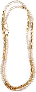 Best extra long gold necklace Reviews