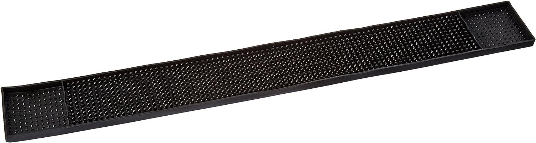 Winco 27-Inch x 3.25-Inch Mat Black Animer and Elegant price revision Medium Bar