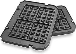 Gvode Waffle Plates for Cuisinart Griddler