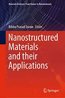 Nanostructured Materials and their Applications (Materials Horizons: From Nature to Nanomaterials) (English Edition)