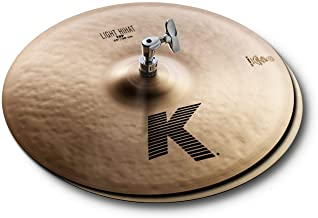 "Zildjian 15"" K Light HiHats – Pair"