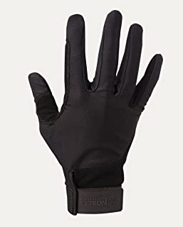 Noble Outfitters Perfect Fit Riding Gloves Black 8