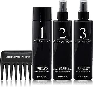 Jon Renau Synthetic Hair Full Size 4-Piece Kit