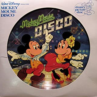 Mickey Mouse Disco (Picture Disc)