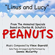 Linus And Lucy - From The Animated Specials Based On Charles Schultz's ''Peanuts'' (Vince Guaraldi)