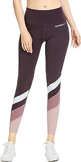 QUEENIEKE Pantalon de Jogging de Yoga à Taille Moyenne pour Femmes