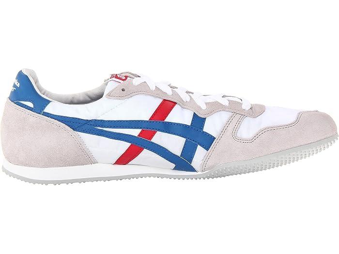 Onitsuka Tigre Serrano™ White/blue Sneakers & Athletic Shoes