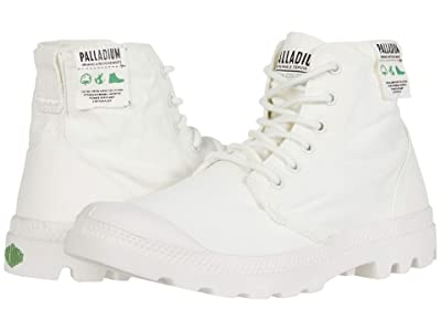 Palladium Pampa Hi Organic (Star White) Shoes