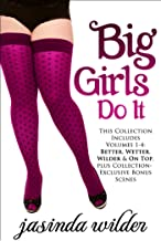 Big Girls Do It Boxed Set (Books 1-4): Big Girls Do It