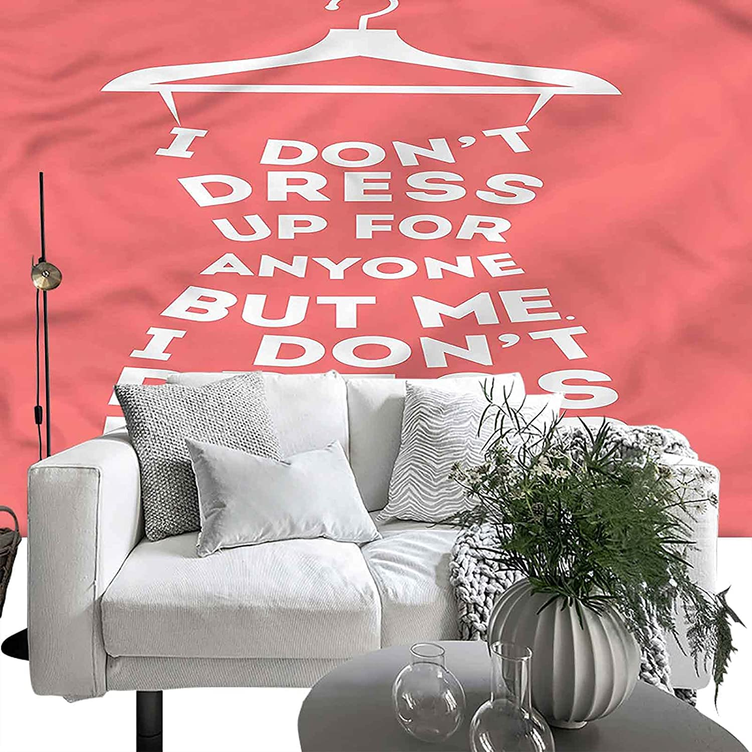 Wall Mural Quotes Lady Columbus Mall Dress Boutique Max 46% OFF Clothing inches Vi 100x144