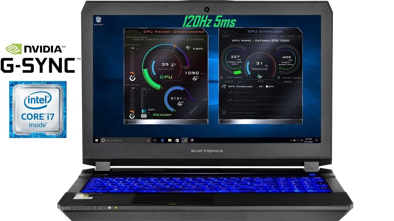 Eluktronics Pro X P650HP6 G Gamers Laptop