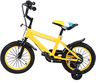 MuGuang 14 Pulgadas Bicicleta Infantil Estudio Aprendizaje