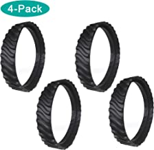 AR-PRO (4 Pack) R0526100 Exact Track Replacement for Baracuda MX8/MX6 In-Ground Pool Cleaner/Made of Premium, Heavy Duty Rubber