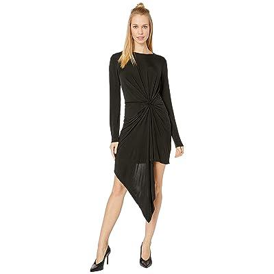 Young Fabulous & Broke Yumi Dress (Black) Women