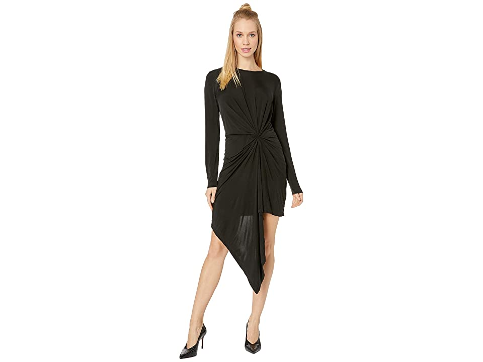 Young Fabulous & Broke Yumi Dress (Black) Women