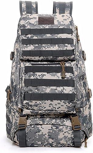 XXSZKAA-package Sac D'alpinisme 31L Sac à Dos De Camouflage en Plein Air Grande Capacité Hommes Et Femmes en Plein Air Camping Sac à Dos D'Escalade De Randonnée avec CompartiHommest