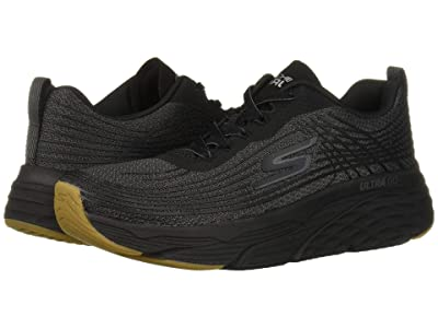 SKECHERS Max Cushion Wave 54430 (Black) Men