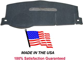 07-13 Chevy Avalanche Dash Cover Mat Pad Carpet CH83 (Gray)
