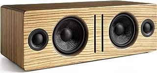 Audioengine B2 Bluetooth Speaker, Premium Wireless Speaker for Home Use, (Zebrawood)