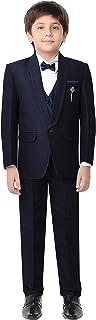 Jeet Creation Boys Blue Blazer Suit (9050Y)