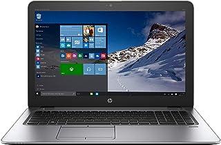 HP ELITEBOOK 850 G3 LAPTOP INTEL CORE I5-6300U 6th GEN 2.40GHZ WEBCAM 8GB RAM 256GB SSD WINDOWS 10 PRO 64BIT (Renewed)