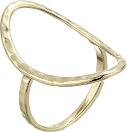 Open Oval Ring