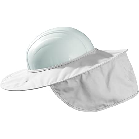 Details about  /Brim n Shade is a wide brim hard hat attachment with neck flap  BRAND NEW