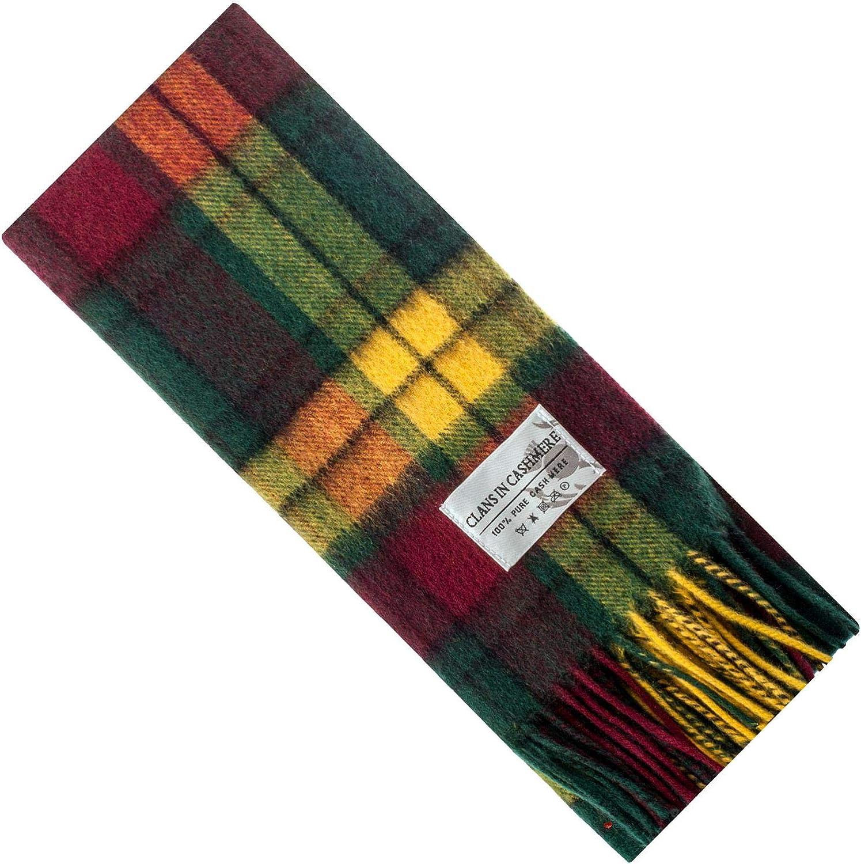 Cashmere Clan Scarf MacMillan Old Modern