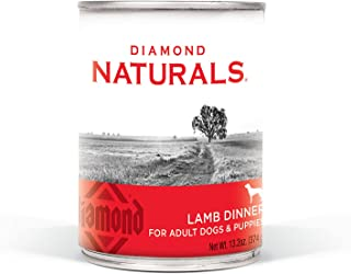 Diamond Naturals Real Meat Recipe Premium Canned Wet Pate Dog Food