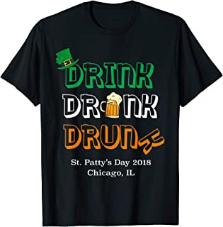 Chicago St Patricks Day Shirt 2018 St Patty Day Shirt Beer