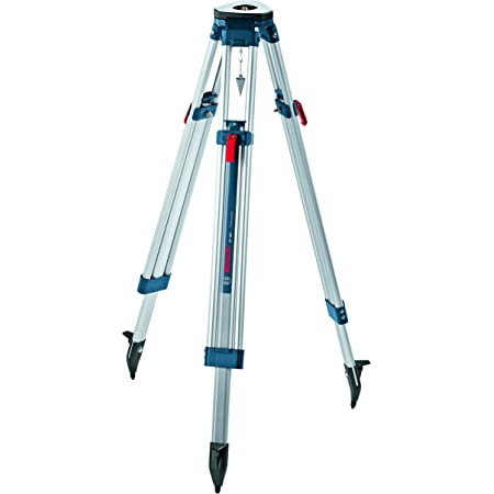 Bosch Professional Baustativ Für Laser Und Nivelliergeräte Bt 160 Höhe 97 160 Cm Gewinde 5 8 Zoll Baumarkt