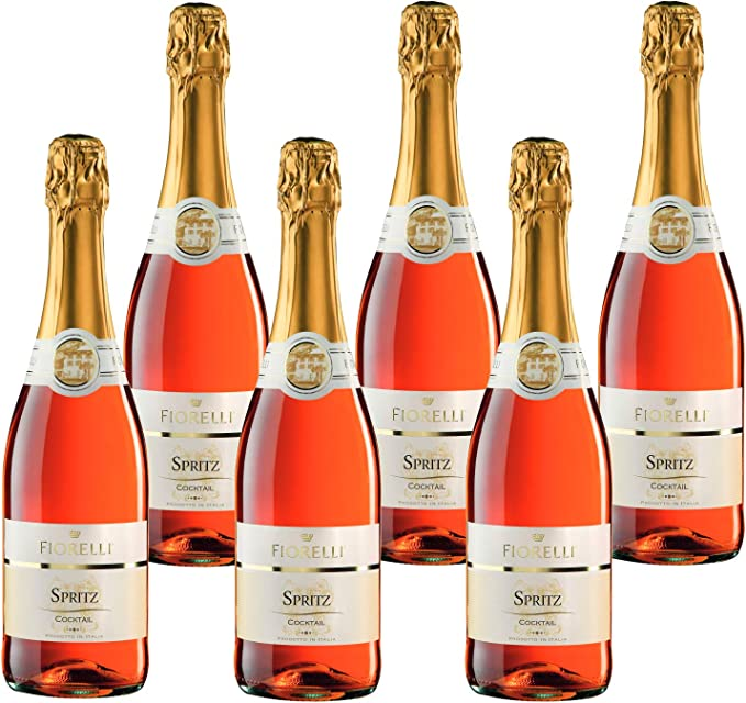 21 opinioni per Fiorelli Fiorelli Spritz Cocktail Aromatizzato A Base Di Prodotti Vitivinicoli,