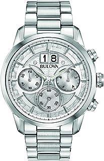 Bulova - Sutton - Reloj multifunción para hombre, elegante, cód. 96B318