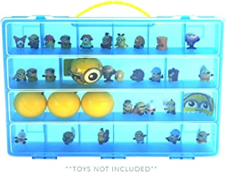 Life Made Better Despicable Me Case, Toy Storage Carrying Box. Figures Playset Organizer. Accessories for Kids by LMB