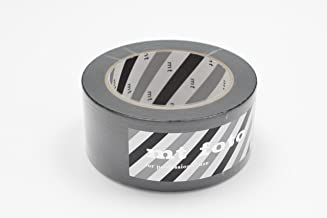 カモ井加工紙 マスキングテープ 50MM幅×50M巻 MTFOTO03 Mt foto ブラック