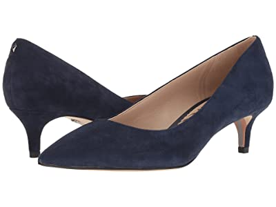 Sam Edelman Dori (Baltic Navy Suede Leather) Women