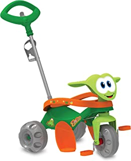 Triciclo, Brinquedos Bandeirante, Zootico, Froggy