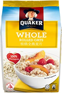 Quaker Rolled Oats, 800g