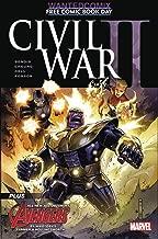 FCBD 2016 Civil War II