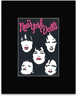 New York Dolls - Lip Stick Killers Mini Poster - 23.8x16.5cm
