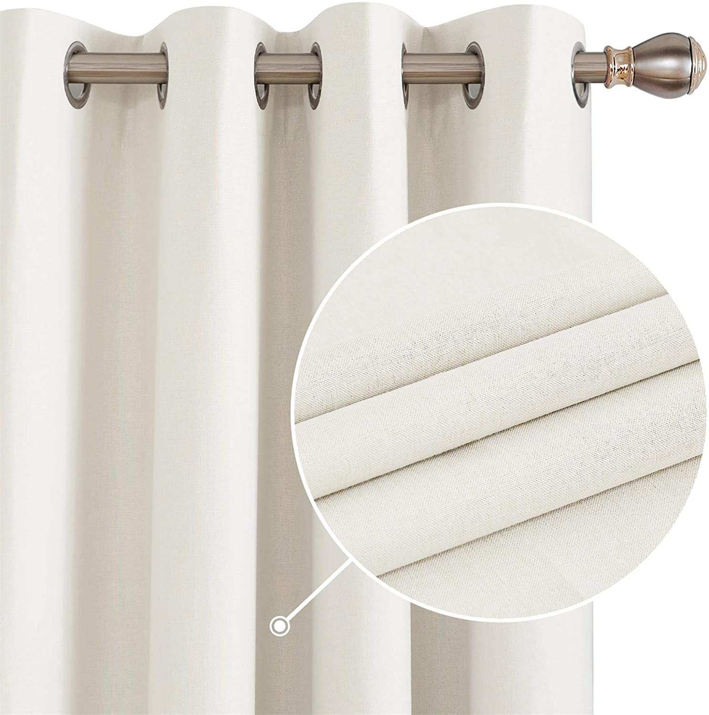 Deconovo Blackout Curtains 100 Popular shop is the lowest price challenge Percent 84 2 40% OFF Cheap Sale Panels Long Inch L