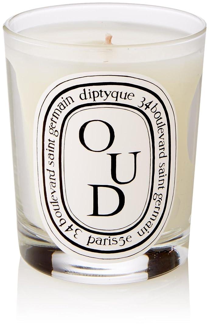 通知スイ宿命ディプティック Scented Candle - Oud 190g/6.5oz並行輸入品