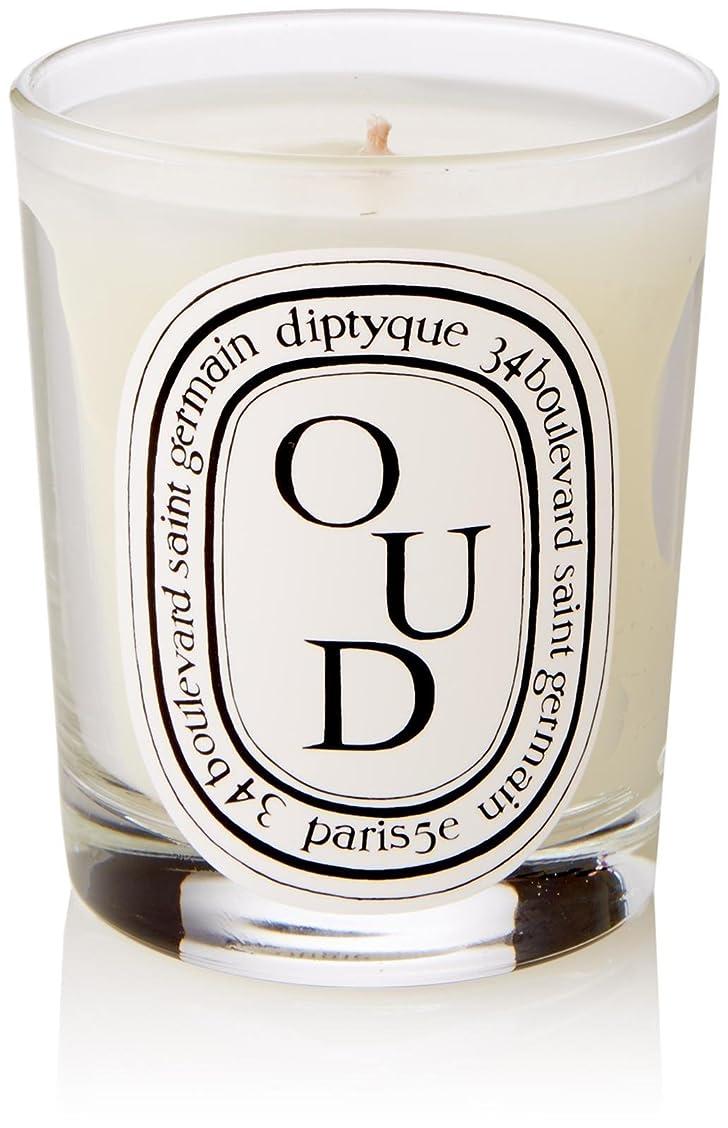 少ない活発丈夫ディプティック Scented Candle - Oud 190g/6.5oz並行輸入品