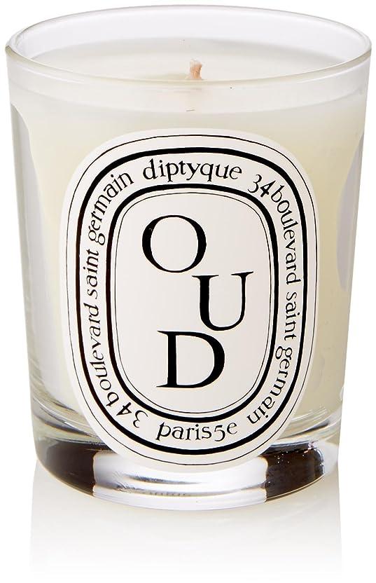 実り多い重要な役割を果たす、中心的な手段となる暖かくディプティック Scented Candle - Oud 190g/6.5oz並行輸入品