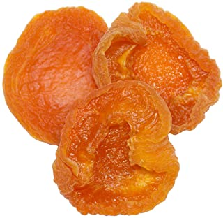 Bella Viva Orchards Dried Extra Value Apricots, 1 lb of Dried Fruit